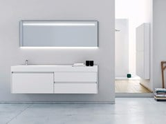 - Bathroom furniture set STRATO 25 - INBANI