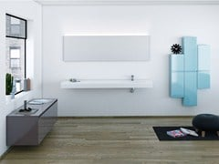 - Bathroom furniture set STRATO 16 - INBANI