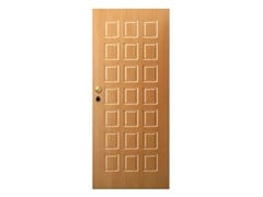 - Door panel for outdoor use STRATO MOD.7 - Metalnova