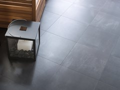 Pavimento/rivestimento in gres porcellanato effetto cementoSTREET BLACK - URBATEK - PORCELANOSA GRUPO