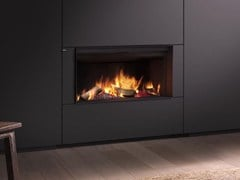 - Wood-burning built-in fireplace STÛV 22-110 | Open fireplace - Stûv