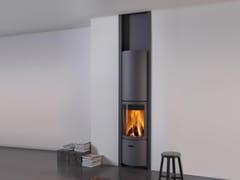 - Wood-burning swivel steel stove STÛV 30-IN R - Stûv