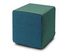 Pouf cubo in tessuto waterproofSUEZ | Pouf - MISSONIHOME