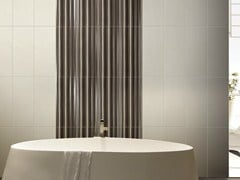 - Double-fired ceramic wall tiles SUITE LINE - CERAMICHE BRENNERO