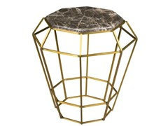 - Marble side table SULTANA | Marble coffee table - Hamilton Conte Paris