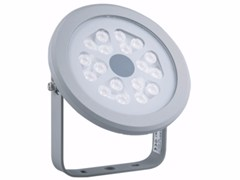 - LED adjustable Outdoor floodlight SUNNY 18 - TEKNI-LED