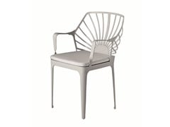 - Chair with armrests SUNRISE - Driade