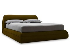 - Fabric double bed SUPERSOFT | Bed - Calligaris