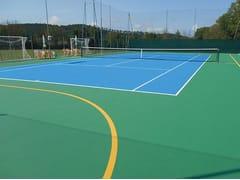 Pavimentazione per campi da tennisSURFACE EVOLUTION - CASALI