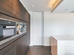 Porta rototraslante senza telaio e maniglia incorporataSVD IBO - ANYWAY DOORS