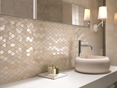 - Porcelain stoneware wall tiles with marble effect SYMPHONY | Wall tiles - Ragno
