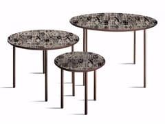 - Round MDF coffee table T-32/52/72 - MOMENTI di Bagnai Matteo
