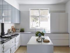 Cucina laccata con isolaT45 | Cucina - TM ITALIA CUCINE
