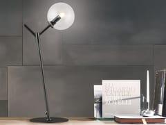 Lampada da tavolo in metalloGIOCONDA   Lampada da tavolo - ADRIANI E ROSSI EDIZIONI