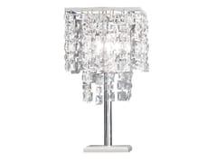 Lampada da tavolo in cristalloKRISTAL   Lampada da tavolo - ADRIANI E ROSSI EDIZIONI