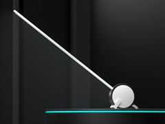 Lampada da tavolo a LED in alluminioVARA | Lampada da tavolo - HOLY TRINITY