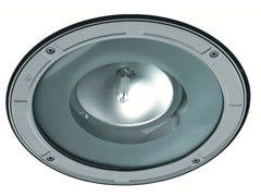 - Halogen die cast aluminium Ceiling-Light TECH F.3073 - Francesconi & C.