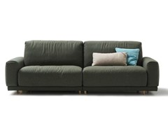 - Relaxing sofa with electric motion TECNO | Sofa with electric motion - SANCAL