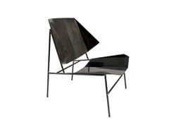 - Iron easy chair TERRA | Iron easy chair - Atipico