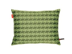 - Fabric cushion REPEAT CLASSIC HOUNDSTOOTH MOSS - Vitra