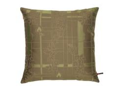 - Fabric cushion PARK WOVEN BAMBOO/LICHEN - Vitra