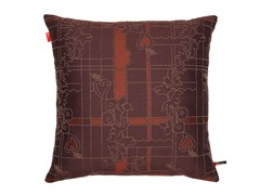 - Fabric cushion PARK WOVEN CAYENNE/SYRAH - Vitra