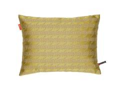 - Fabric cushion REPEAT CLASSIC HOUNDESTOOTH LEMON - Vitra