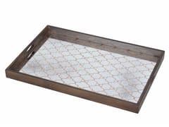 - Rectangular tray COPPER GATE MEDIUM - Notre Monde