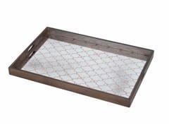 - Rectangular tray COPPER GATE - Notre Monde