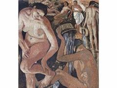 - Marble mosaic THE BATH II – OMAGGIO A SEREBRIAKOVA - Lithos Mosaico Italia - Lithos