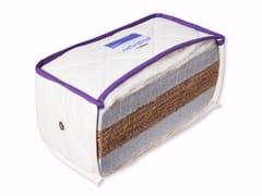 Materasso traspirante in lattice e coirTHE LAMBSWOOL | Materasso - THE NATURAL MAT COMPANY