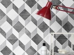 Rivestimento in ceramica a pasta bianca effetto marmoTHEMAR WALL TRIAL - CERAMICA SANT'AGOSTINO