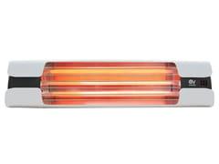 Lampada a raggi infrarossi da installazioneTHERMOLOGIKA DESIGN BIANCA - VORTICE ELETTROSOCIALI