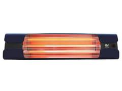 Lampada a raggi infrarossi da installazioneTHERMOLOGIKA DESIGN BLU - VORTICE ELETTROSOCIALI
