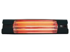 Lampada a raggi infrarossi da installazioneTHERMOLOGIKA DESIGN GRIGIO ANTRACITE - VORTICE ELETTROSOCIALI