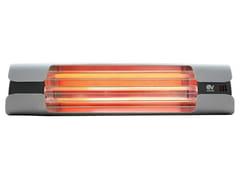 Lampada a raggi infrarossi da installazioneTHERMOLOGIKA DESIGN GRIGIO - VORTICE ELETTROSOCIALI