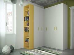 - Corner wardrobe for kids' bedrooms TIRAMOLLA 917-A - TUMIDEI