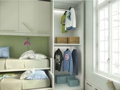 - Bridge wardrobe for kids' bedrooms TIRAMOLLA 933-A - TUMIDEI
