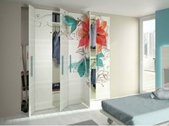 - Built-in wardrobe for kids' bedrooms TIRAMOLLA 939-A - TUMIDEI