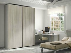 - Wardrobe with sliding doors TIRAMOLLA 942-A - TUMIDEI