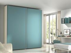 - Wardrobe with sliding doors TIRAMOLLA 943-A - TUMIDEI
