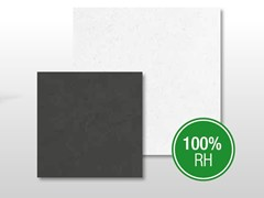- Acoustic rock wool ceiling tiles TOPIQ® Efficient Pro - Knauf AMF Italia Controsoffitti