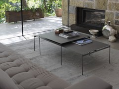 - Square coffee table TORII | Square coffee table - HORM.IT