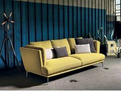 - 3 seater fabric sofa TORTONA | 3 seater sofa - Max Divani