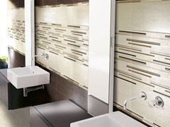 - Double-fired ceramic wall tiles TOTAL LINE - CERAMICHE BRENNERO