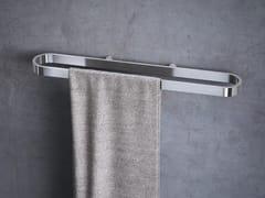 Porta asciugamani in acciaio inoxPorta asciugamani - NOVELLINI