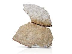 Pavimento/rivestimento per esterni in pietra di TraniNATURALE DI TRANI - TRA 01 INC - DONZELLA PAVIMENTI