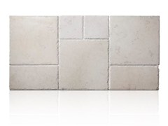 Pavimento/rivestimento per esterni in pietra di TraniOPUS ANTICATO - TRA 08 PIA ANT - DONZELLA PAVIMENTI