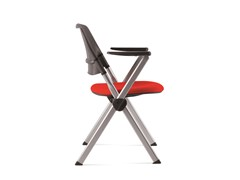- Stackable training chair with armrests 18MILA | Training chair with armrests - Emmegi