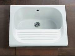 - Utility sink TRASIMENO | Utility sink - Alice Ceramica